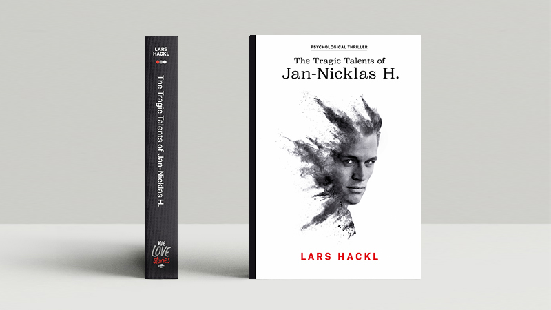 The Tragic Talents of Jan-Nicklas H. (gebundenes Buch/englisch)